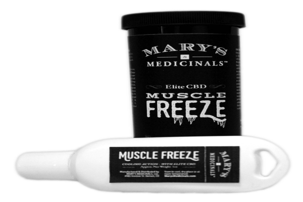 Mary's Medical Topical Compound
