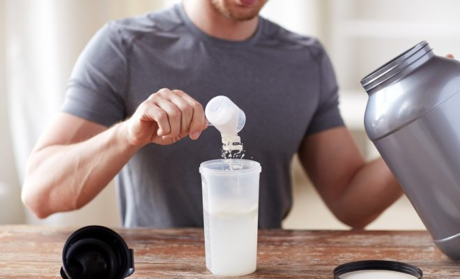 Vegan Protein Powders for Strength Muscle Gains
